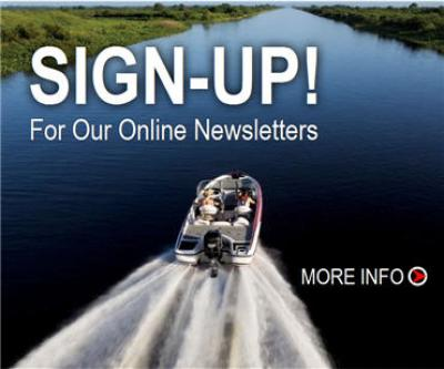 Bass Pro boating newsletter sign-up