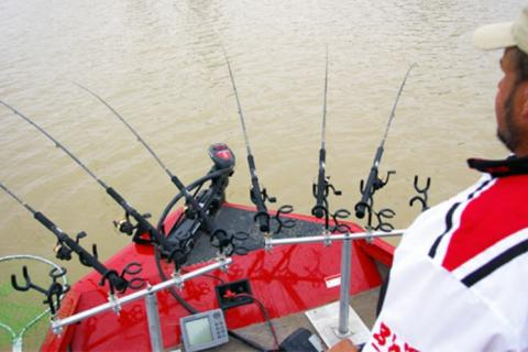 News & Tips: Spider Rigging for Crappie