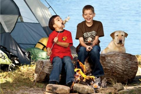 News & Tips: Three Ways To Celebrate The Great American Campout...
