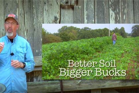 News & Tips: Food Plot Strategies for Better Soil & Bigger Antlers on Whitetail Bucks (video)...