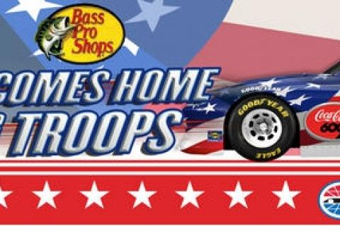 News & Tips: Bass Pro Shops Honors U.S. Troops at Coca-Cola 600...