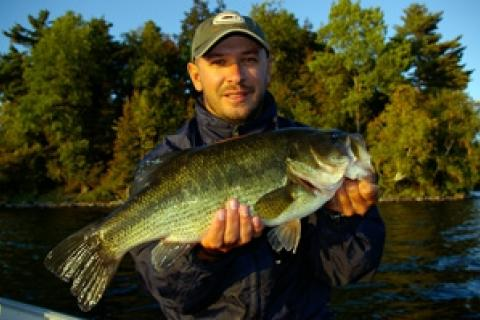 News & Tips: How to Fish Flats for Largemouth Bass
