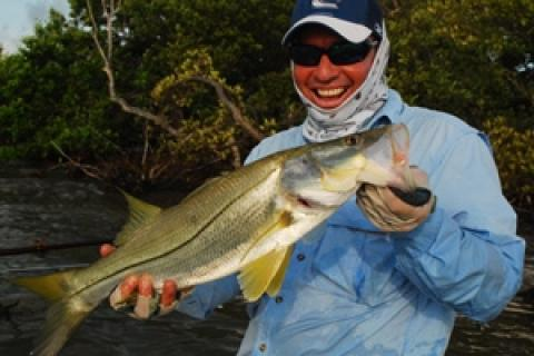 News & Tips: Fly Fishing for Snook