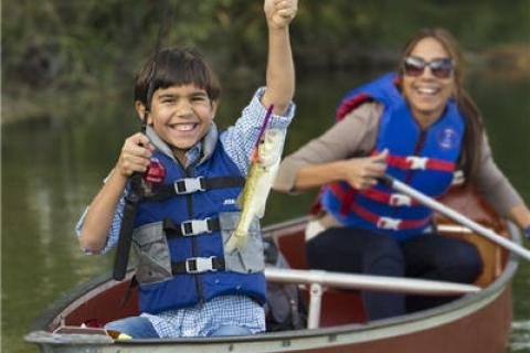 News & Tips: Tips & Tricks Learned While Sharing The Great Outdoors With Kids...