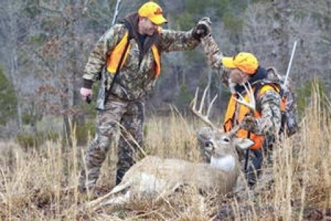 News & Tips: Are You Taking These Precautions When Field Dressing Deer?...