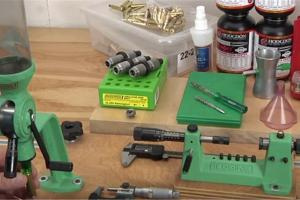 News & Tips: 5 Basic Tips to Get You Started in Reloading Your Own Ammo (video)...