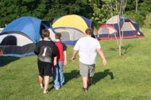 News & Tips: Avoiding the Camping Crowds