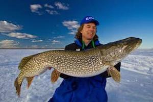 News & Tips: Catch & Release Issues for Ice Fishing...