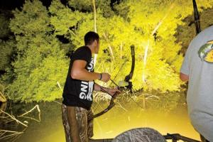 News & Tips: Help the Environment, Try Bowfishing (video)...