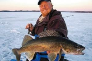 News & Tips: River Guide Secrets to Catching Early Season Walleyes...