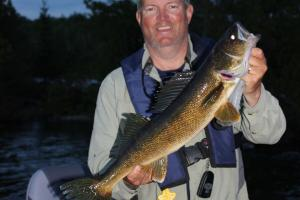 Braggin' Board Photo: Walleye fishing in Ely, Minnesota