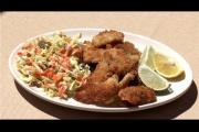 Coconut Fried Bluegill Recipe